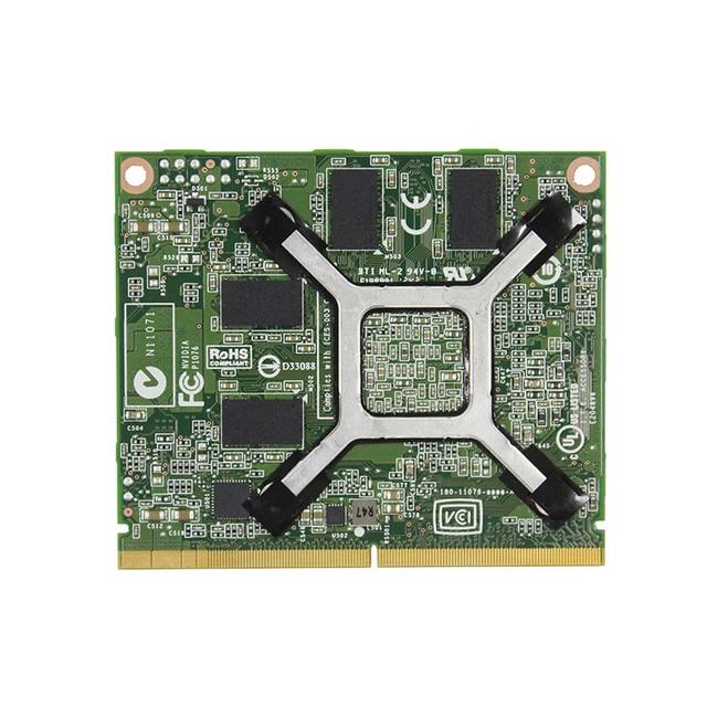 NEW NVIDIA Quadro 2000M 2G Video Graphic Card GPU GDDR5 For HP 8740W 8760W 8540W 8560W 8560P Dell PMY8Y M4600 laptop N12P-Q3-A1