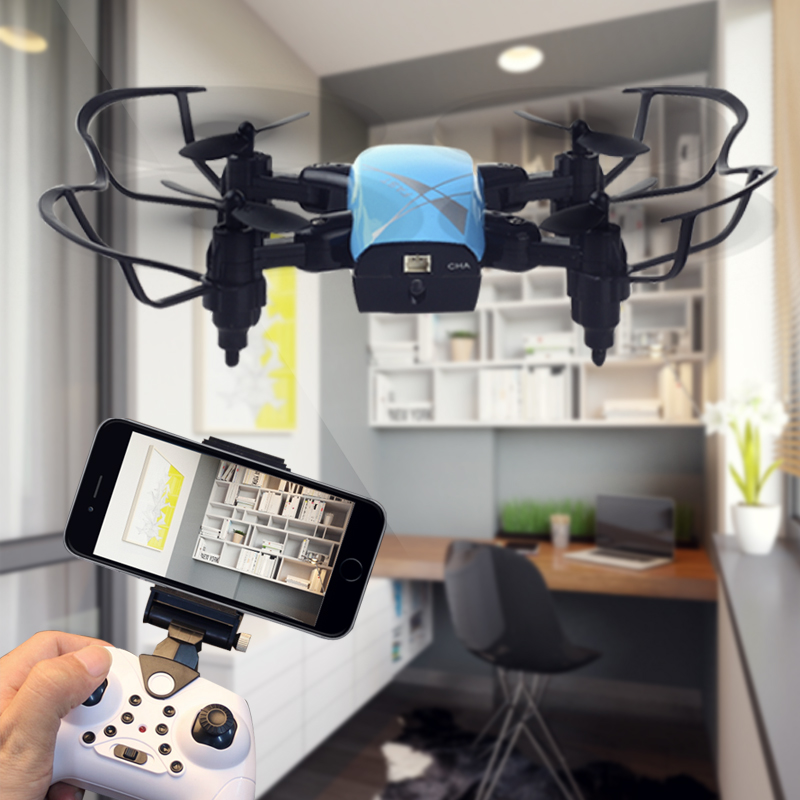 S9 S9W S9HW Foldable RC Mini Drone Pocket Drone Micro Drone RC Helicopter With HD Camera Altitude Hold Wifi FPV FSWB 1