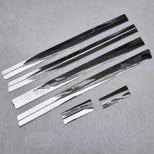 for nissan nv200 evalia accessories chrome Door edge strips Body strip Trim car styling