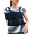 Sponge Shoulder Arm Sling Swathe Brace Suitable For Forearm Fracture, Wrist Sprain