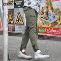 VIISHOW Mens Pantalones Pantalones de Moda Casual hombres pantalones 2016 Pantalones Masculinos Armygreen Hombres Ropa de Los Hombres pantalones Deportivos pantalones