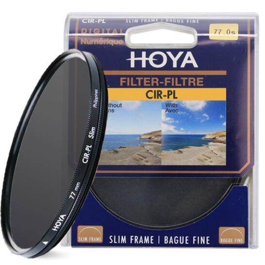 11fb2602f831 HOYA CPL Slim Filter 49mm 52mm 58mm 67mm 72mm 77mm 82mm Circular Polarizing  / Polarizer CIR-PL For Camera Lens