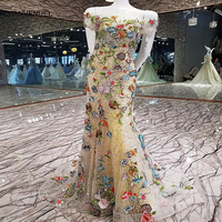 LS00136 Mermaid Evening Dress Long Shiny Sequins Lace Up Back Appliques Gold Prom Dresses Abendkleider 2017