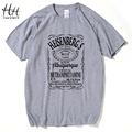 HanHent Hermanos Camiseta Hombre Walter Breaking Bad Camiseta de Los Hombres blanco Heisenberg Cocinar Tapas de Los Hombres Remata camisetas 2016 de Moda de Verano nueva