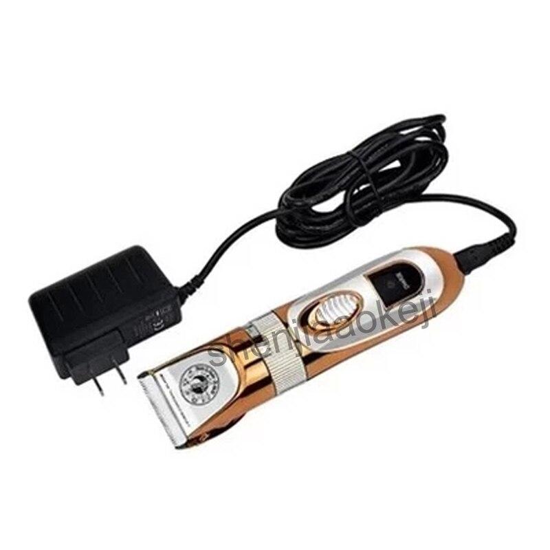 Tondeuses électriques chat chien tondeuse à cheveux 60 W électrique animal de compagnie tondeuse à cheveux décapant coupe chien toilettage animal de compagnie produit coupe de cheveux Machine