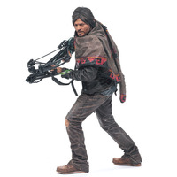 The Walking Dead Daryl Dixon PVC Action Figure Collectible Model Toy 10 inch 25cm