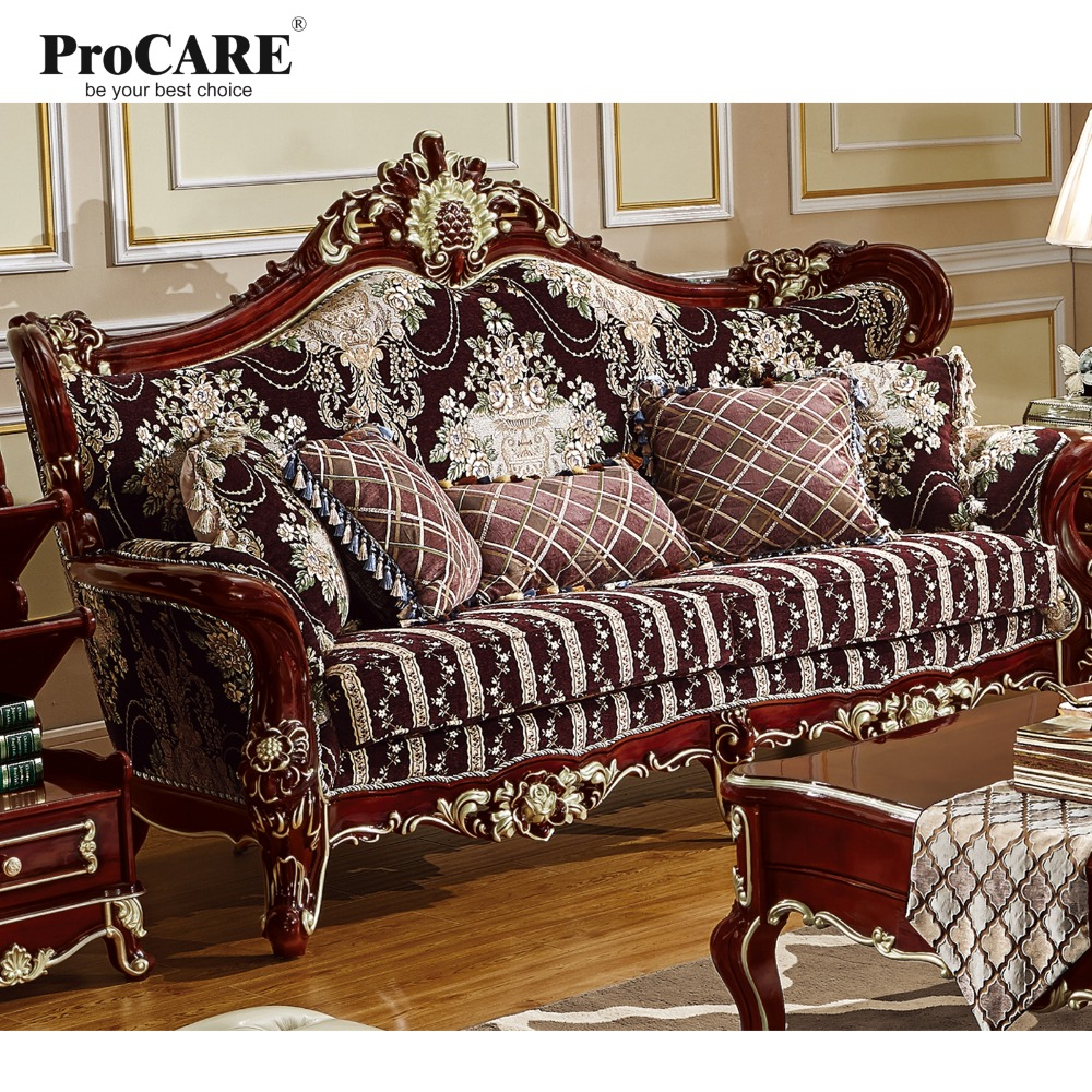 Купить с кэшбэком luxury living room furniture european style armchair modern 123 shaped fabric sectional sofa set design couches for living room
