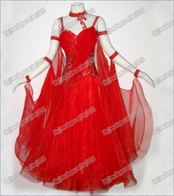 Latin dance/Waltz Tango dance Dress, New competitive dance dress, crystal stones chacha,salsa dance Dress,ballroom dress B-0087
