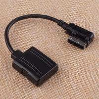 Radio AUX Wireless Bluetooth MMI Socket Adapter Cable Fit for Mercedes Benz