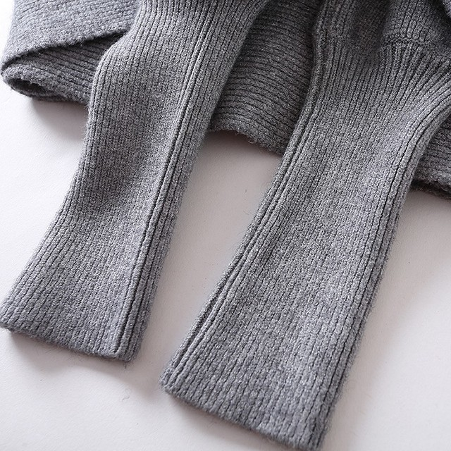Sweater Scarf - 4 Colors 5