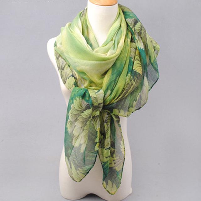 Autumn Winter Pashmina Women Scarves