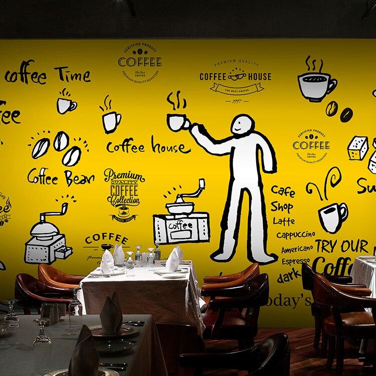 photo wallpaper 3D wallpaper graffiti mural personalized background ...