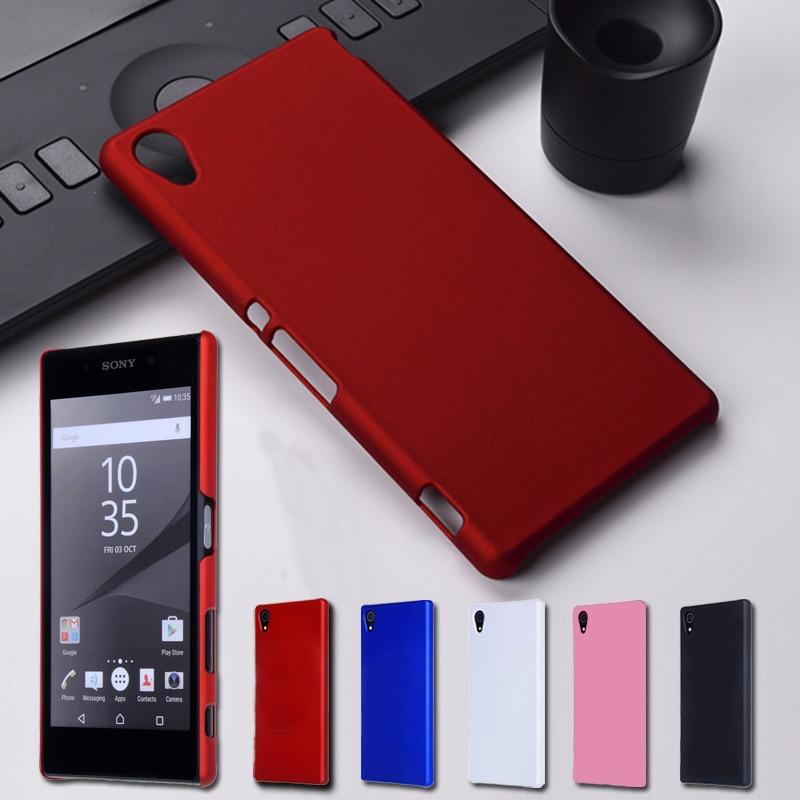 new styles adbee 0cda8 US $3.19 |Ultrathin Matte PC protective case For Sony Xperia XA X  Performance Z Z1 Z2 Z3 Z4 Z5 Compact Premium E5 hard Plastic back cover on  ...