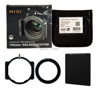 NiSi 77mm ND1000 Big Stopper Kit 100mm Optical HD Glass ND Square Filter As LEE Square
