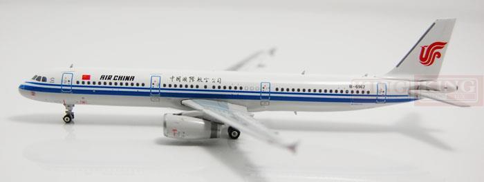 10975* A321 China International Aviation B-6917 1:400 Phoenix commercial jetliners plane model hobby