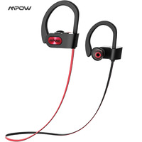 Mpow Bluetooth 4 1 Headphones Wireless Sports Niosy Canceling IPX7 Waterproof In Ear Headphone Headset Earphones
