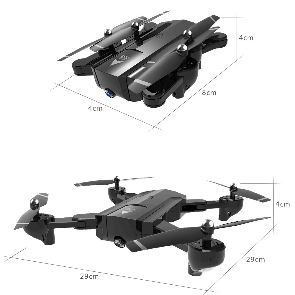 Professional GPS Hold Quadrocopter Foldable SG900-S Drone 4