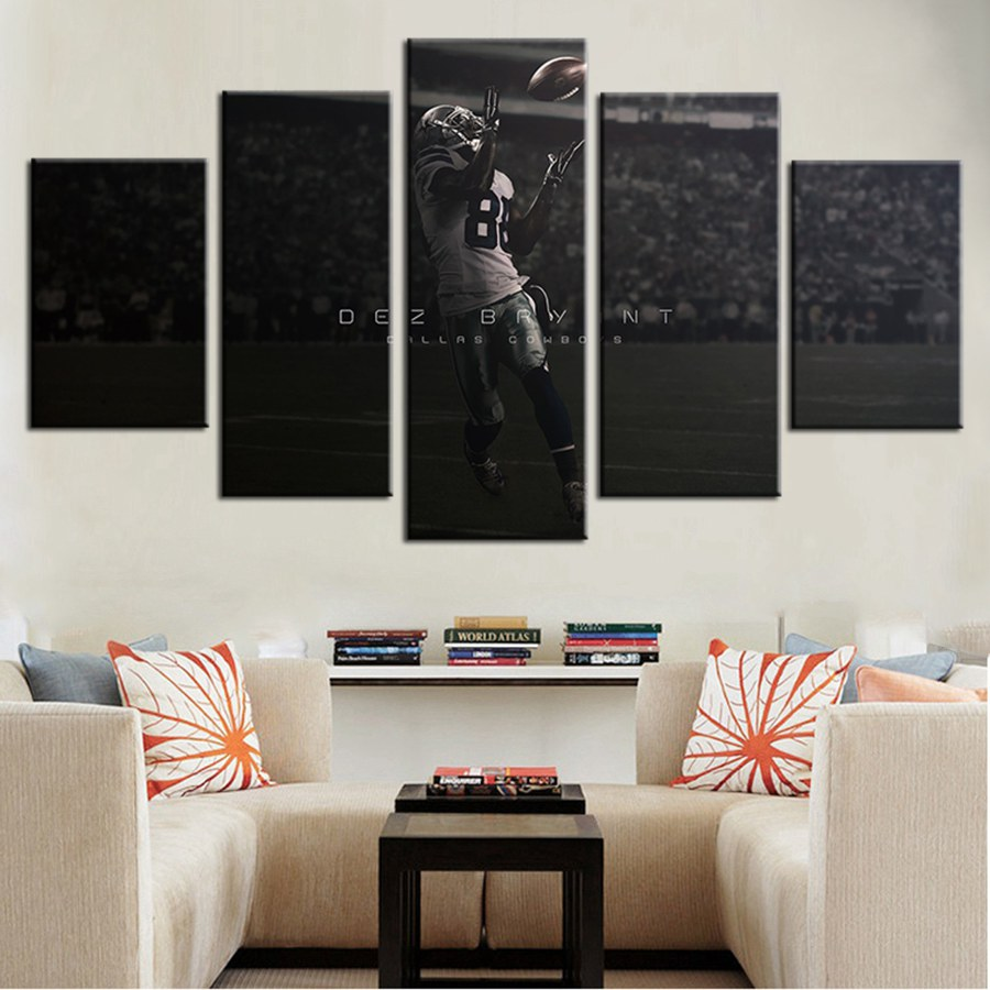 Dallas Cowboys Wall Decor canvas for bathrooms promotion-shop for promotional canvas for