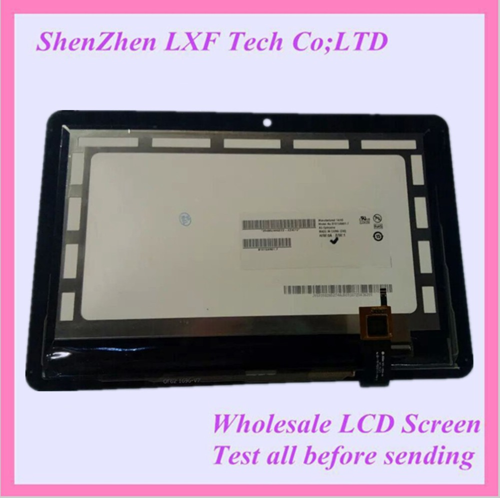 10.1 Tablet lcd screen with Touch panel B101UAN01.7 LCD Assembly