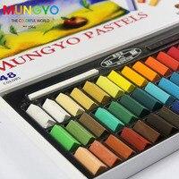Painting Crayons Soft Pastel 24 32 48 64 Colors Set Art Drawing Set Chalk Hair Color