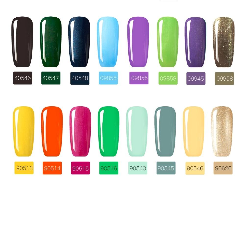 Burano 48 W lámpara led temporizador secador elegir 12 colores uv ...