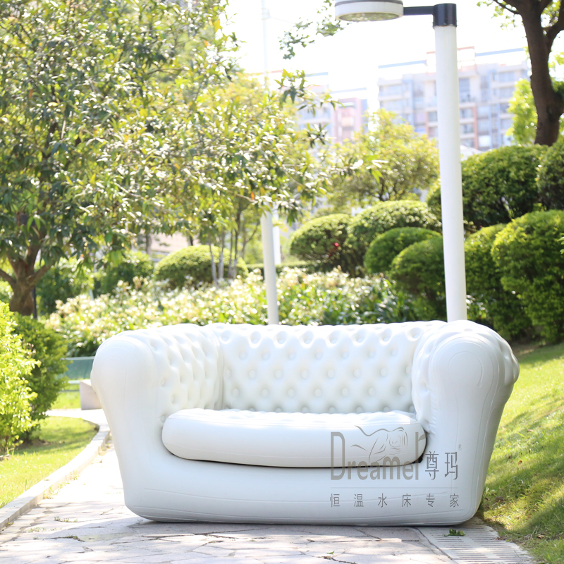 Inflatable Chesterfield Sofa Hire: Chesterfield Inflatable Sofa