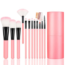Women's Fashion Makeup Brushes Set Facial Foundation Powder Cosmetic Eyebrow Eyeshadow Blush Brush Make Up Brush Beauty Tool 5pcs pincel maquiagem makeup brushes set powder foundation contour eyeshadow blush facial coametic make up beauty brush tool set