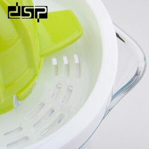 Image 4 - DSP KJ1006 عصارة كهربائية أدوات الفاكهة والخضروات عصارة بلاستيكية عصارة كهربائية عصارة برتقالية عصارة يدوية عصارة يدوية