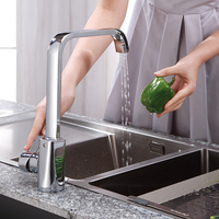 Kitchen Mixer Tap Single Handle Single Hole Kitchen Faucet 3341 100 1B 1