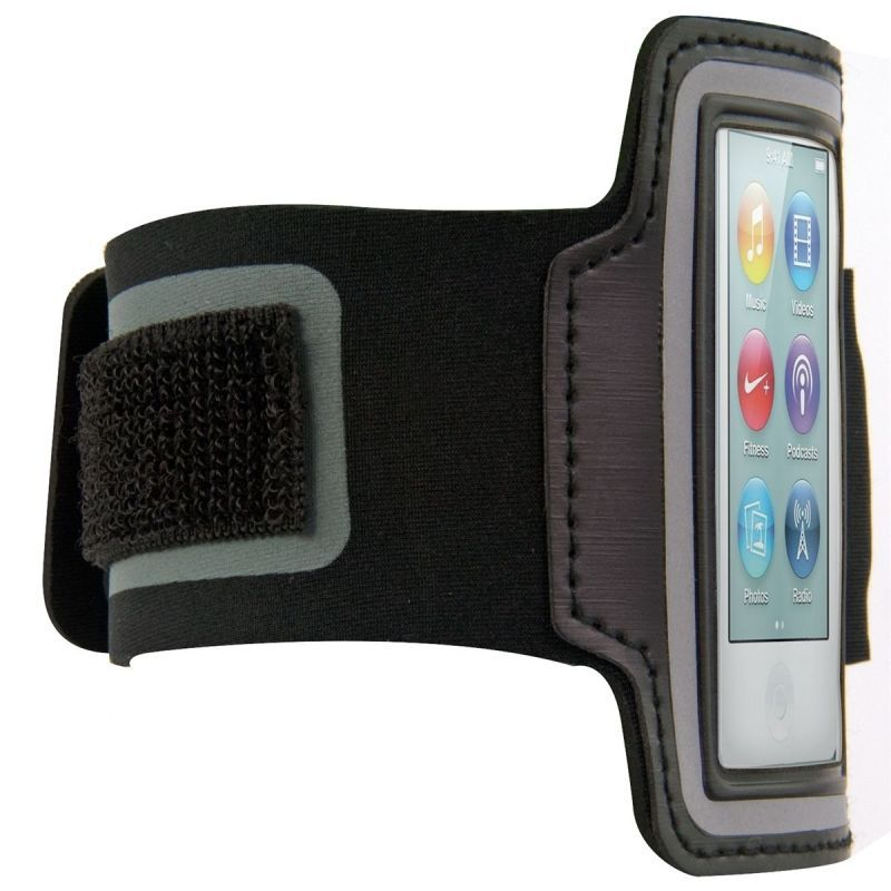 Sport Arm Band Pouch For Apple Ipod Nano 7 Tie Run Riding Support Case