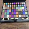 De alta qualidade 66 cores Blight da paleta da sombra profissional sombra olho mágico maquiagem Set Smoky sombra cosméticos Kit