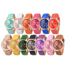Fashion Roman Geneva Watches Ladies Watch Women Quartz Wristwatch for Students Kids Gifts