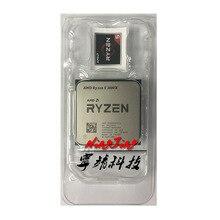 AMD Ryzen 5 3600X R5 3600X 3.8 GHz שש ליבות עשר חוט מעבד מעבד 7NM 95W L3 = 32M 100 000000022 שקע AM4 חדש אבל לא אוהד