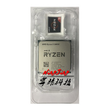 AMD Ryzen 5 3600X R5 3600X 3.8 GHz processore CPU a dodici Thread a sei Core 7NM 95W L3 = 32M 100-000000022 Socket AM4 nuovo ma senza ventola