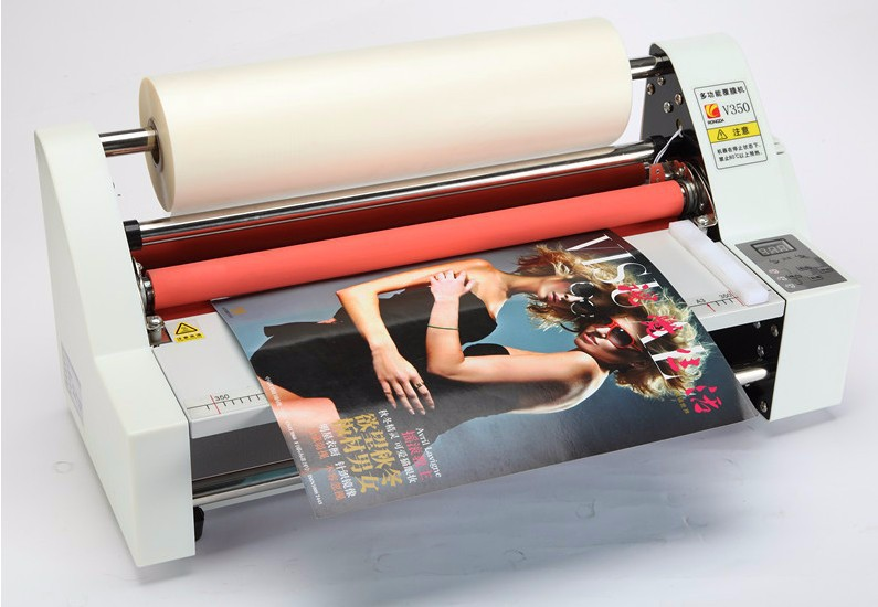 New 110V/220V 480MM/19 Laminator Four Rollers Hot Roll Laminating Machine electronic temperature control 2 sides heating mode 2018 new hot roll and cold roll laminator 320mm laminating machine with led control board and 4 pcs rubber rollers