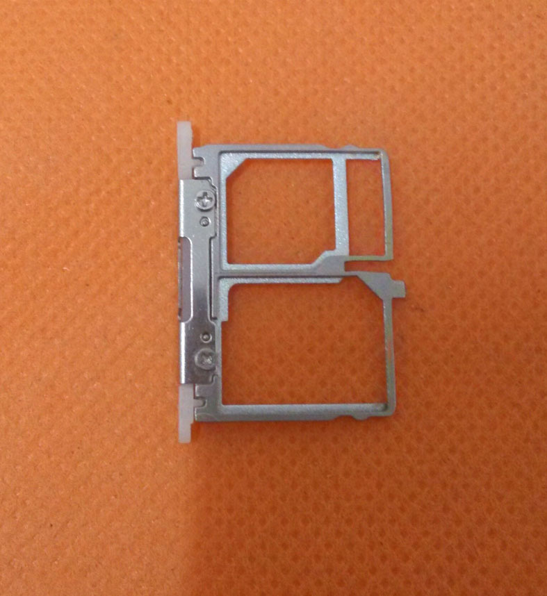 Used Original Sim Card Holder Tray Card Slot for CUBOT X10 MTK6592 Octa Core 5.5 HD 1280x720 Free Shipping