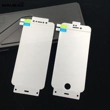 2 STUKS Volledige Cover Hydrogel Front & Back Film Voor iphone X XS Max XR 8 plus 7 6s 6 plus voor iphone 11 pro max screen protector Film