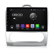 10 дюймов Android 5.1.1 Quad Core 1024*600 Подходит Ford FOCUS/MONDEO/S-MAX/CONNECT 2005 2006 2007 Автомобиля DVD GPS Навигации Радио