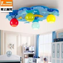 CM054 kindergarten children s light modern simple ceiling lamp restaurant color warm bedroom lamp lamp