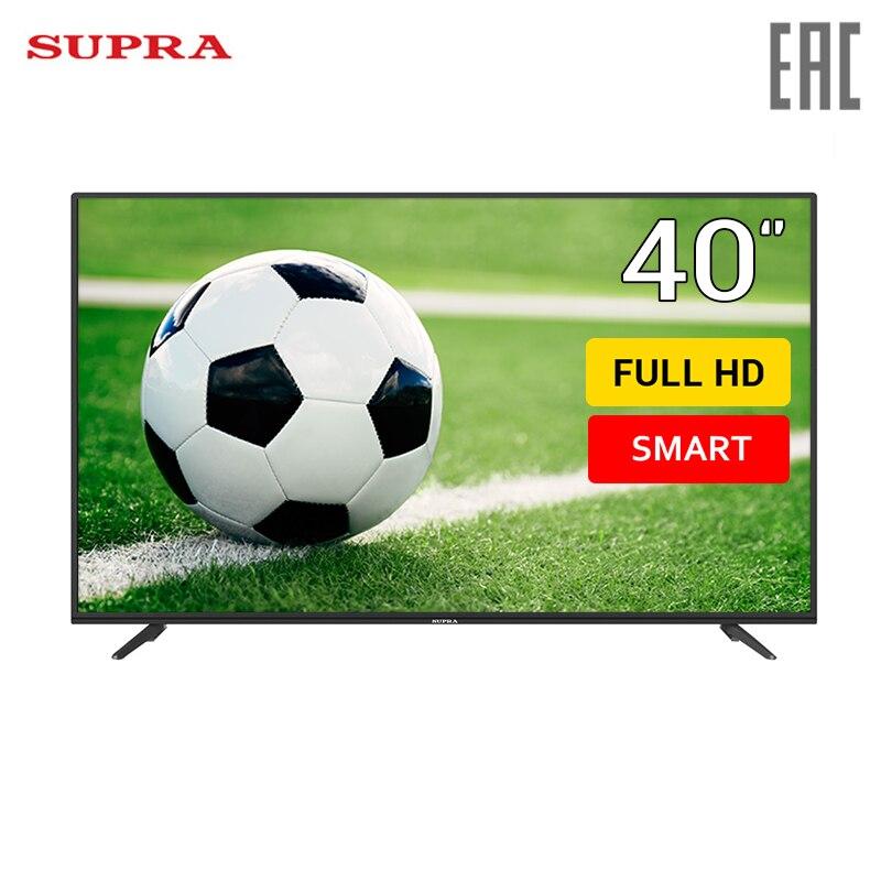 лучшая цена TV LED Supra 40