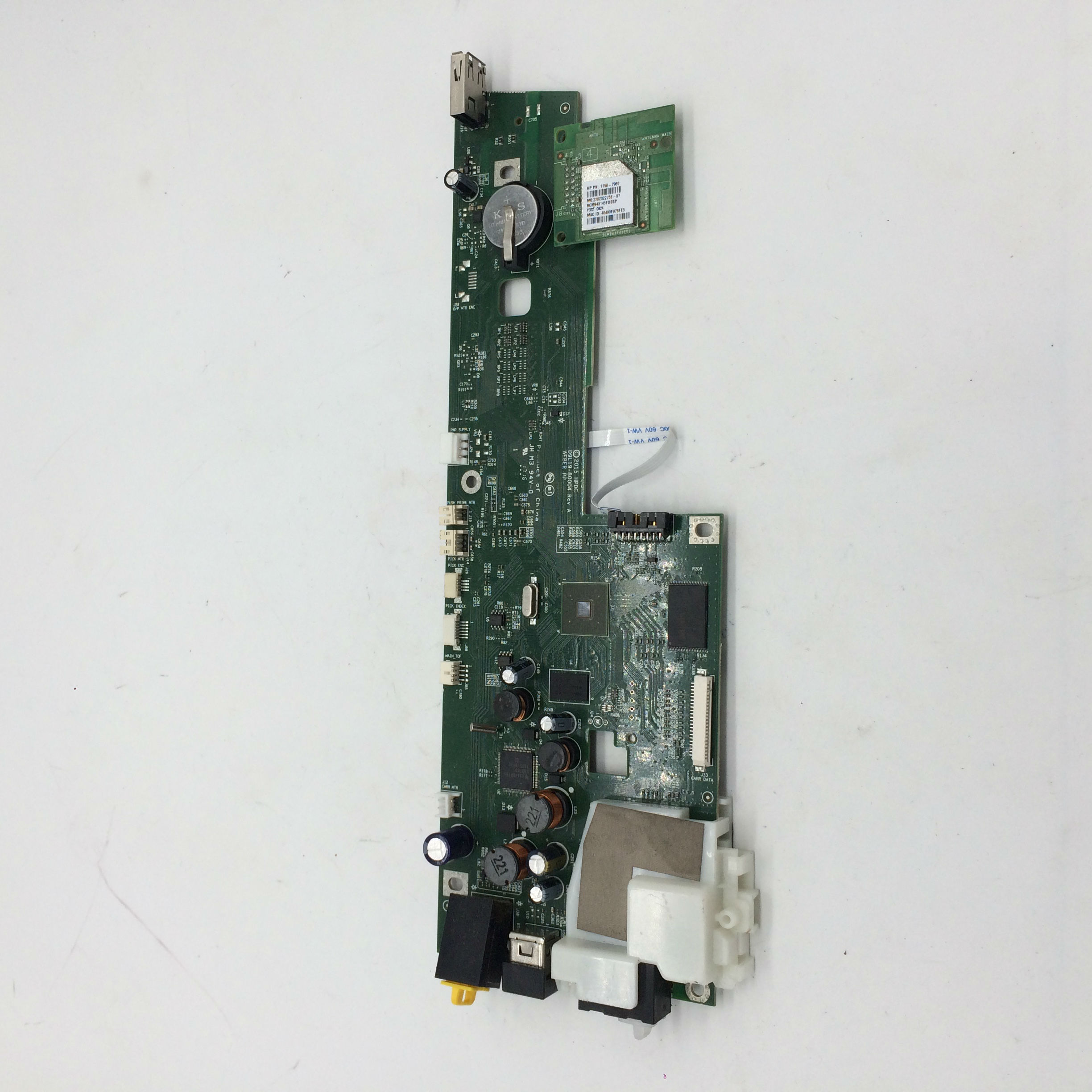 MainBoard MotherBoard P/N: D9L19-80004 for HP OfficeJet Pro 8720 printerMainBoard MotherBoard P/N: D9L19-80004 for HP OfficeJet Pro 8720 printer