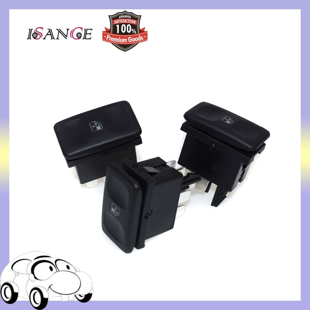 Online Shop ISANCE 3PCS Electric Power Window Switch Button ...