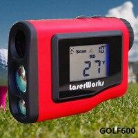 Golf Rangefinder Golf Laser Rangefinder Scope Laser Range Hunting Telescope Golf Scope Golf Measure Angle Waterproof