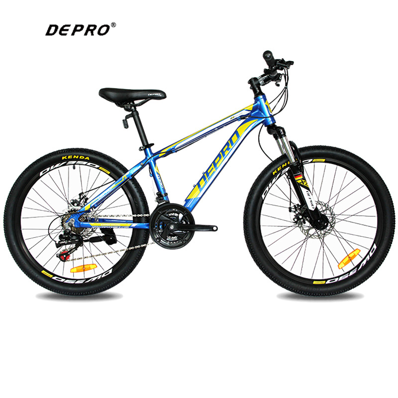 Depro 21 velocidad 24 pulgadas 9-13 y los estudiantes mountain bikes gear mtb pr