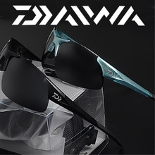 2017 DAIWA NEW Fishing Polarized glasses sun Sunglasses Fishing gear sports Man Anti-UV Special offer DAIWAS DAWA Free shipping 2019 new daiwa summer hat sun sunscreen breathable anti mosquito daiwas anti uv mesh leisure cap dc 70009 dawa free shipping