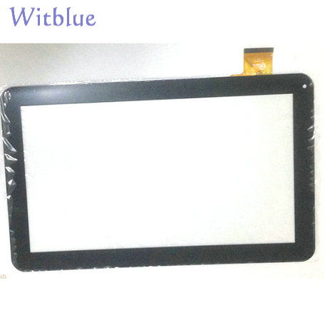 New touch screen For 10.1 SUPRA M120G 3G Tablet Touch panel Digitizer Glass Sensor Replacement Free Shipping new black for 10 1inch pipo p9 3g wifi tablet touch screen digitizer touch panel sensor glass replacement free shipping