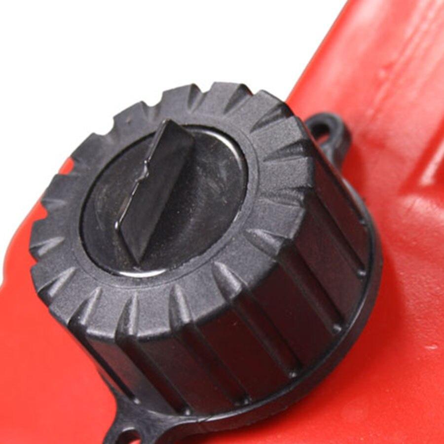 Réservoir de gazole de gaz de carburant de 3L 5L Super pratique pour le paquet d'eau d'utv de moto ATV - 3