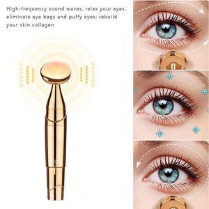 Eye Massage Roller With Heatin