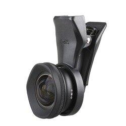 Sirui 18 мм Широкоугольный 10X макрофонный объектив HD 4K рыбий глаз телеобъектив портретная камера телефон Объективы для iPhone Xs Max X 8 7 Huawei