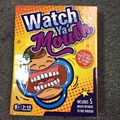 Watch Ya Mouth Family Edition the Authentic Hilarious Mouth Guard Party Game Novelty Gag Toys Practical Jokes Christmas Gift